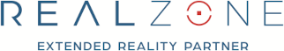 REALZONE – Extended reality partner Logo